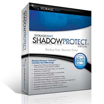 StorageCraft ShadowProtect Virtual - Server 6-pack
