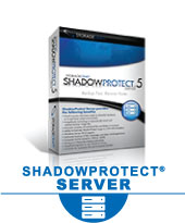 StorageCraft ShadowProtect: Server Backup (Windows)